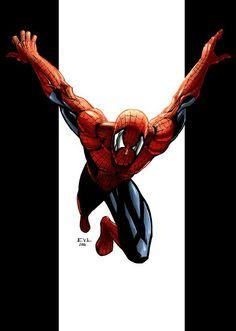 #Spiderman #Fan #Art. (Spiderman) By: Erik Von Lehmann. (THE * 5 * STÅR * ÅWARD * OF: * AW YEAH, IT'S MAJOR ÅWESOMENESS!!!™)[THANK Ü 4 PINNING!!!<·><]<©>ÅÅÅ+(OB4E)