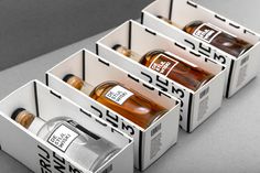 3 x BEST: 3 Black&White Package Designs for February 2015 |
