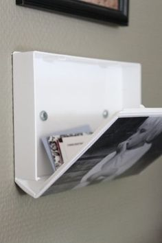 Recyclage : créer du rangement grâce à une boîte de VHS - Shoji