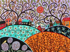 karla gerard art: July 2014