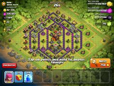 Waste of walls (Clash of Clans)