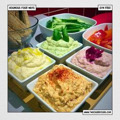 This syn-free houmous makes for the perfect snack - serve with crunchy veg for a decent Slimming World side. Easy to make and customise! Remember, at we post a new Slimming World recipe nearly every day. Our aim is good food, low in syns and served with e Slimming World Houmous, Slimming World Dips, Slimming World Recipes Syn Free, Slimming Eats, Healthy Eating Recipes, Cooking Recipes, Top Recipes, Drink Recipes, Healthy Foods