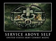 army medic | ... lost but, dont forget those who fight and heal, the Combat Medic
