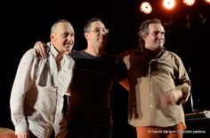Ruggero Robin trio, lunedì 11 novembre, auditorium S.Gaetano - scatto di Mauro Barison per Fotoclub Padova