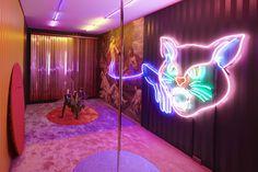 Inside Frieze New York 2016 Artist Alex Da Corte's Philadelphia Studio  | wmag.com