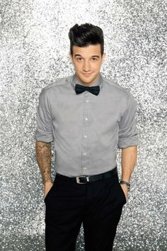 Mark Ballas on DWTS photos from Facebook #DancingWithTheStars #mensfashion #photography