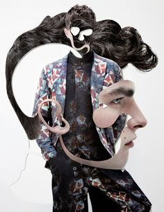 A gallery of fashion images from Damien Blottiere Damien Blottiere is a French visual Artist and fashion Illustrator (collage) based in Paris. Collages, Collage Artists, Arte Fashion, Fashion Collage, Nail Fashion, Fashion Beauty, Fashion Trends, Illustrations Vintage, Illustration Art
