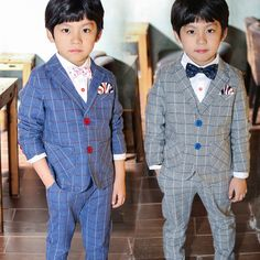 cc67dd8c06cb US $33.86 |Hot Sale 2015 New Fashion Boys Blazer+Vest+Pant Set Children's  Candy Color Leisure Formal Kids Boy Suit For Wedding-in Clothing Sets from  Mother ...