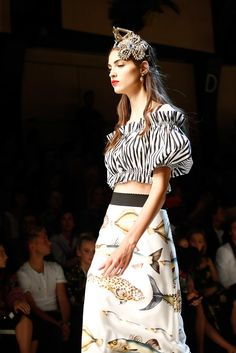 Dolce & Gabbana Spring 2017 Ready-to-Wear Atmosphere and Candid Photos - Vogue