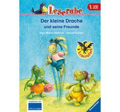 Der kleine Drache Rabe, Fiction Books, Winnie The Pooh, Disney Characters, Fictional Characters, German, Children, Little Dragon, Dragons