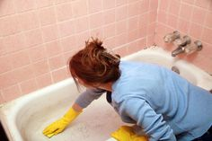 Mold & Mildew Cleaners  The danger: In a study published in Environmental Health, Silent Spring Institute researchers found women who used air fresheners and cleaned using mold-and-mildew-attacking cleaners (particularly bleach-based ones) were more likely to develop breast cancer compared to women who nixed these questionable household products.    Safer solution: Try this basic bathroom cleaner: Dissolve baking soda in water for spraying or sponging (1/8 cup per quart of water), sprinkle…