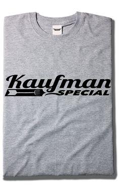 Camiseta Kaufman Special