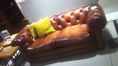 John Lewis.., chesterfield sofa...