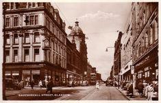 Sauchiehall Street, Glasgow | Glasgow History
