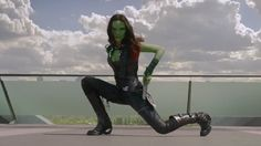 gamora guardians of the galaxy | Star Lord? Gamora? Rocket and Groot? Which Guardians of the Galaxy For ...
