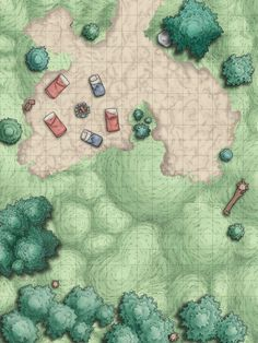 Random Encounter Battle Maps - Album on Imgur