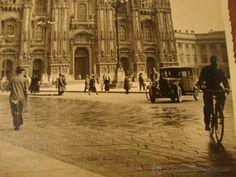 ANTIGUA FOTOGRAFIA ORIGINAL AÑO 1935 MED. 17X17 CMTS. LA250