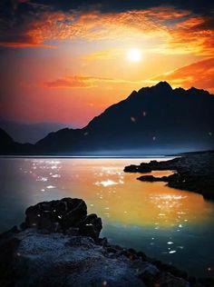 Beautiful Nature Scenes, Beautiful Gif, Beautiful Sunset, Amazing Nature, Beautiful Landscapes, 6 Train, Proverbs 22, Good Night Blessings, Animated Love Images