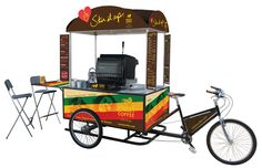 Marley Coffee Bike Franchise Opportunity..