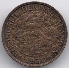 Netherlands 1 Cent 1930 op eBid België