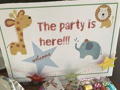 Παιδικό πάρτι & διακόσμηση!! Baby Party, Blog, Blogging