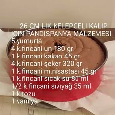 513 Likes 30 Comments Mine'nin Mutfağı ( on Instagr Turkish Recipes, Cookie Desserts, No Bake Cake, Great Recipes, Cake Recipes, Bakery, Brunch, Food And Drink, Yummy Food