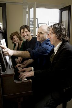Cowboy Junkies - love their music and Margo Timmons voice is phenomenal!