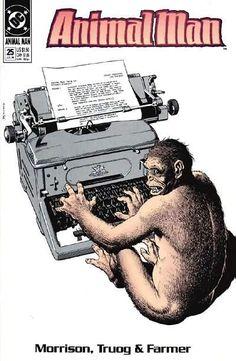Animal Man  (Teorema de los infinitos monos)