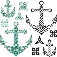 Anker keltischen
