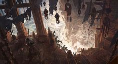 Check out this awesome piece by Josh Eiten on #DrawCrowd