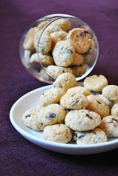 Küchenzaubereien: Müsli-Drops mit Haferflocken & Schokostückchen