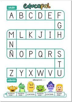 Infant Activities, Learning Activities, Activities For Kids, Alphabet Bingo, Parent Resources, Early Childhood, Literacy, Kindergarten, Homeschool