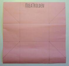 KreaTrolden: DIY - Dametaske/Gaveæske