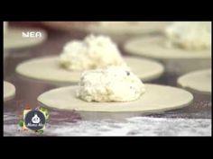 Χανιώτικα καλτσούνια - YouTube Crete, Make It Yourself, Youtube, Recipes, Food, Essen, Meals, Ripped Recipes, Eten