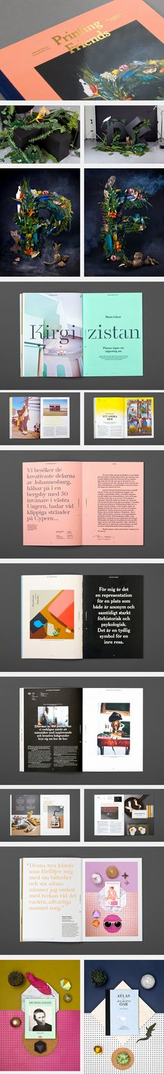 Printing Friends issue No.7 by Snask