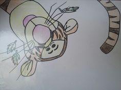 Tijgertje uit winnie the pooh