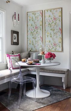 6 Creative Uses of Wallpaper Besides on Your Walls // Not for Wallflowers www.NotforWallflowers.com
