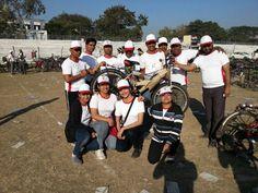 Systematix Team in BIKEaTHON!!