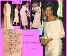 Princess Diana's Gown - Lot 72