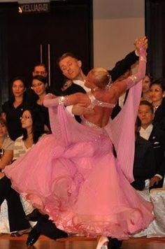 Warren & Kristin Boyce (Ballroom Dance, DanceSport)