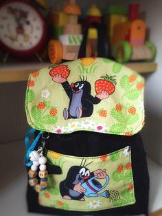 Kindergartenrucksack Lieselotte von Liebeling mit Pauli
