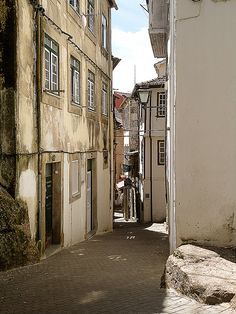Alley - Portugal