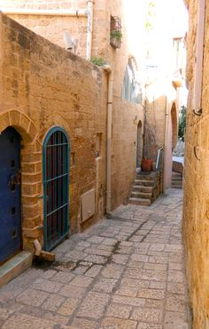 Jaffa (Joppa), Israel