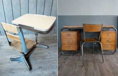 i need an old school desk like this