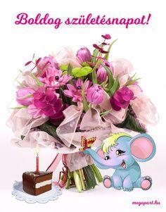 Boldog születésnapot! - Megaport Media Name Day, Princess Peach, Floral Wreath, Happy Birthday, Halloween, Akira, Decor, Album, Facebook
