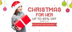 Happy Christmas Day: 10% OFF and Free Shipping for All Fashion Accessories