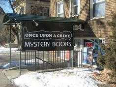 Once Upon a Crime, Mystery Books: Minneapolis, MN