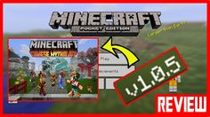 MCPE 1.0.6 BUILD 2 SUDAH RILIS !!!! - REVIEW MINECRAFT POCKET EDITION TE...