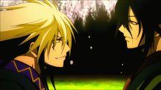 Nurarihyon no mago. Nurarihyon and Rihan