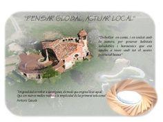 Página de bienvenida - Ecoarquitectura Gabi Barbeta
